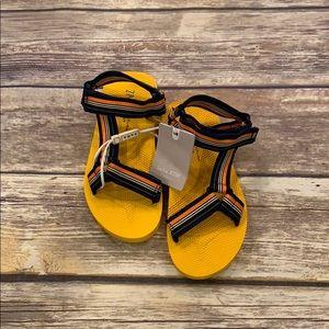 Zara Velcro Sandals